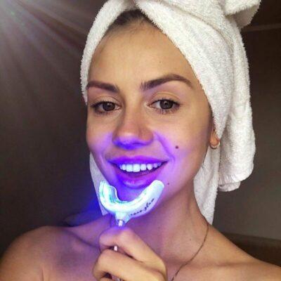 Coco Glam Teeth Whitening Kit